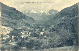 73/CPA - Brides Les Bains Et Les Glaciers De La Vanoise - Brides Les Bains