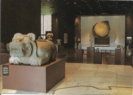 The Aztec  Room - Museum Of Anthropology   Mexico A-3135 - Museos