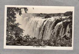 43356   Zimbabwe,  Victoria  Falls  -  The  Eastern  Cataract,  NV - Zimbabwe
