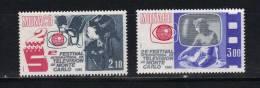 Monaco Timbres De 1984  Neufs** N°1446 Et 1447 Vendu A La Faciale - Monaco