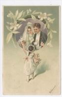 Mariage  ---RECTO/VERSO-- E 40 - Feiern & Feste