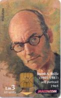 Malta - Malte - Joseph A. Briffa - Paiting - Malta