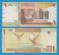SUDAN  1 LIBRA  2.006 KM#64   SC/UNC/PLANCHA  T-DL-10.603 - Sudan