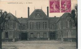 SAINVILLE - La Mairie - France