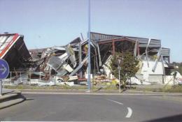 CPM CATASTROPHE AZF TOULOUSE 21 SEPTEMBRE 2001 EXPLOSION HANGAR EFFONDRE 4/8 - Catastrophes