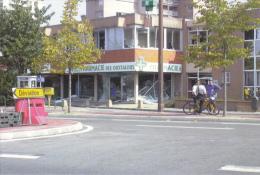CPM CATASTROPHE AZF TOULOUSE 21 SEPTEMBRE 2001 PHARMACIE DES OUSTALOUS 5/8 - Catastrophes