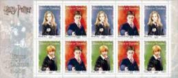 Carnet Bc 4024 A Harry Potter 2007 - Markenheftchen