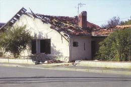 CPM CATASTROPHE AZF TOULOUSE 21 SEPTEMBRE 2001MAISON DETRUITE 8/8 - Catastrophes