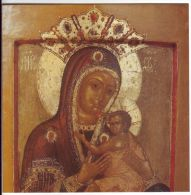 MERE DE DIEU - RUSSIAN 18Th CENTURY - Religions & Croyances