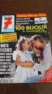 Revue Télé 7 Jeux De Mai 1996 - Mots Croisés ... - Livres, BD, Revues