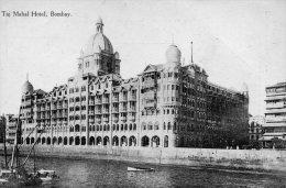 INDIA Bombay - Mahal Hotel - India