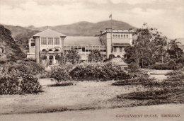 TRINIDAD -  Government House - Trinidad