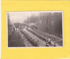 CPA  Photo -  54 - NANCY - Obsèques Cardinal MATHIEU - 30 Octobre 1908 -  Tête Du Cortège Avec Enfants De Choeur - Nancy