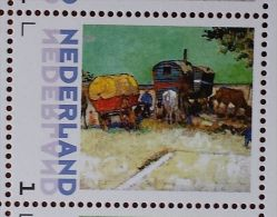 Persoonlijke Postzegel B13 Gegomd Mobiele OKI531 Printer Postex 2013 NIEUW!! Vincent Van Gogh Romani People - Pays-Bas