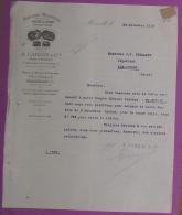 MARSEILLE La Pomme La Capelette TROIS DOCUMENTS Cartes à Jouer A.CAMOIN & Cie 1906  1919 1924 - Cartes à Jouer
