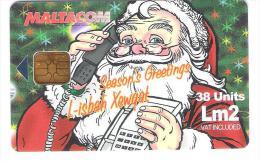 Malta - Malte - Christmas - Seasons Greetings - Xmas - Weihnachten - Malta