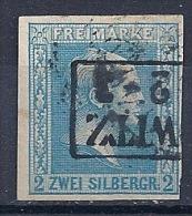 Royaume De Prusse YT 12 Oblitéré / Preußen Mi. Nr. 11a Gestempelt - Preussen