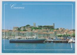 CANNES - VUE GENERALE - LE SUQUET - Cannes