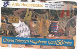 GHANA - Anlo Hogbetsotso(150 Units), Used - Ghana