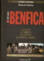 Sport Lisboa E Benfica: A História, Os Triunfos E As Imagens. Futebol. Estádio (6 Scans) - Boeken, Tijdschriften, Stripverhalen