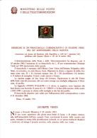 ITALIA 1963 - Bollettino Ufficiale P.TT.  - (italiano-francese) - Giuseppe Verdi -musica - 6. 1946-.. Republic