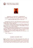 1963 - Bollettino Ufficiale P.TT.  - (italiano-francese) -  Belli - Letteratura Dialettale - 6. 1946-.. Republic