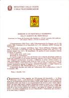 ITALIA  1966 - Bollettino Ufficiale P.TT. - (italiano-francese) - Giornata Francobollo - 6. 1946-.. Republic
