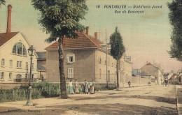 LD276/25 . Pontarlier . Distillerie Junod . - Pontarlier