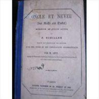 Neffe Als Onkel - Oncle Et Neveu (Texte Allemand, Tiré Du Français De Picard, Notes De Levy)  De Schiller F - Non Classificati