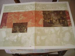 France Collection Historique Des Documents De La Poste La France à Vivre CAT YT  Bloc N° 125 - Documents De La Poste