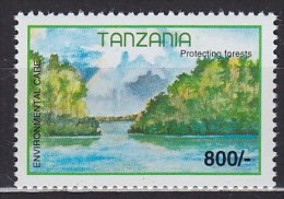 TANZANIE Tanzania  ** MNH . . . . [BN15] - Milieubescherming & Klimaat