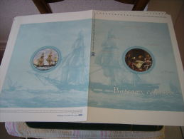 France Collection Historique Des Documents De La Poste  Bateau Célebres - Documents De La Poste