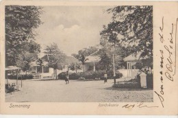 CPA INDONESIE INDONESIA SEMARANG SUMATRA Randoesarie Timbres Stamps 1906 - Indonésie