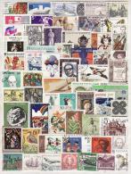 263 - Lot Timbres Neufs Et Obliteres Divers Pays - Collections (sans Albums)