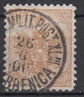 OOSTENRIJK - Oostenr. Spezialkatalg - 1900 - Nr 18Bx T/D10 1/2 (Bosnie-Herzegowina) - Gest/Obl/Us - Cote 13.00€ - Levant Autrichien
