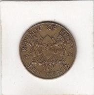 10 Cents 1971 - Kenya