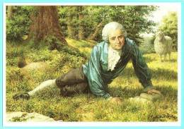Europa´s Erfgoed - 539 - Jean-Jacques Rousseau, Plantkundige, Herborisait Avec Compétence (Franse Revolutie, Révolution - Artis Historia