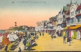 Wimereux -La Digue Et La Plage - Boulogne Sur Mer