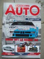 MODELLI AUTO  N°56 GENNAIO / FEBBRAIO 2003  Rivista Di Automodellismo - Modellismo