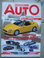 MODELLI AUTO  N°57 MARZO 2003  Rivista Di Automodellismo - Modellismo