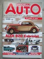 MODELLI AUTO  N°59 MAGGIO / GIUGNO  2003  Rivista Di Automodellismo - Modellismo