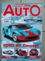 MODELLI AUTO  N°60 LUGLIO / AGOSTO  2003  Rivista Di Automodellismo - Modellismo