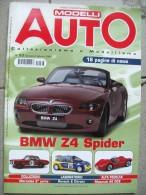 MODELLI AUTO  N°63 GENNAIO / FEBBRAIO  2004  Rivista Di Automodellismo - Modellismo