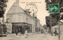 305. Champs ( S & M ) Rue De La Mairie - 77 - - Other Municipalities