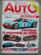 MODELLI AUTO  N°70 MARZO / APRILE 2004  Rivista Di Automodellismo - Modellismo