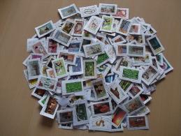 Vrac De 300 Timbres De FRANCE Sur Fragments - Stamps