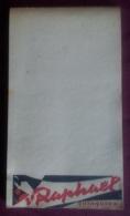Carnet Publicitaire : St RAPHAEL , Quinquina . - Collections