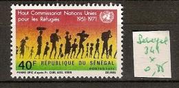 Sénégal 349 *  Côte 0.85 € - Senegal (1960-...)