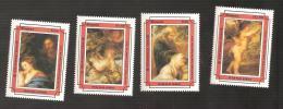 - 2935 A - Nrs 3109/12 - Guyane (1966-...)