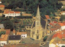 St-Michel-en-l'Herm..belle Vue Aérienne De L'Eglise - Saint Michel En L'Herm